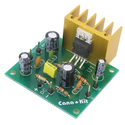 10W Audio Amplifier
