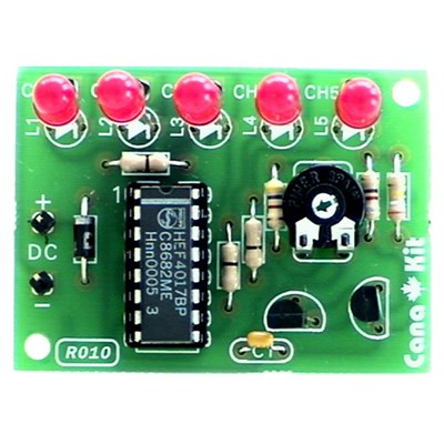 5 Channel Led Chaser