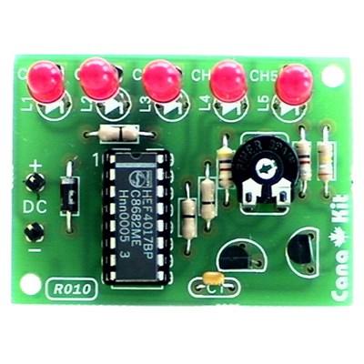5-Channel LED Chaser