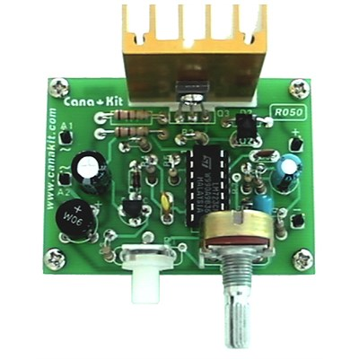 * CHECK * 0 - 15V / 0 - 0.3A Variable Regulated Power Supply