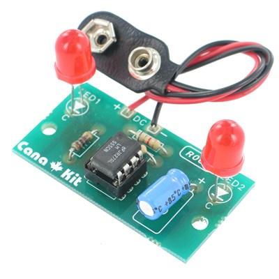 Jumbo LED Flasher