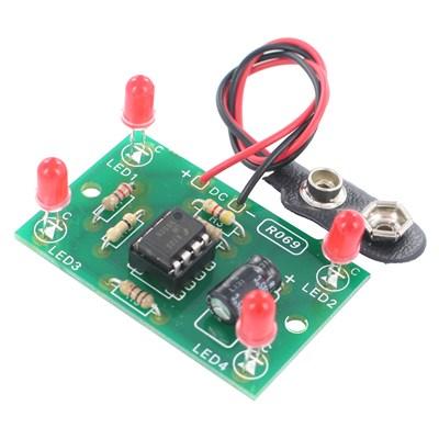 4-LED Alternating Flasher