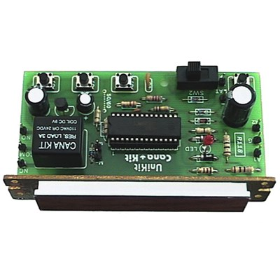 Digital Clock with Timer & Relay Output