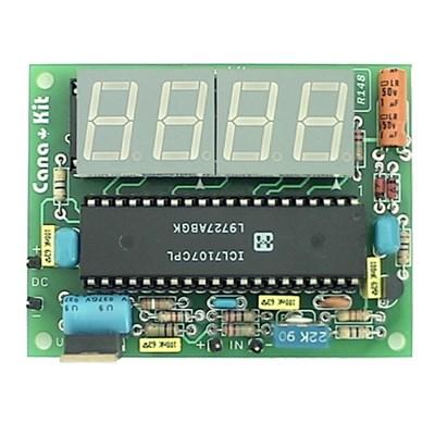 4-Digit LED Voltmeter