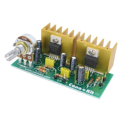 20W Bridged Audio Amplifier