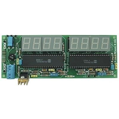 Dual Display Digital Led Voltmeter Ammeter
