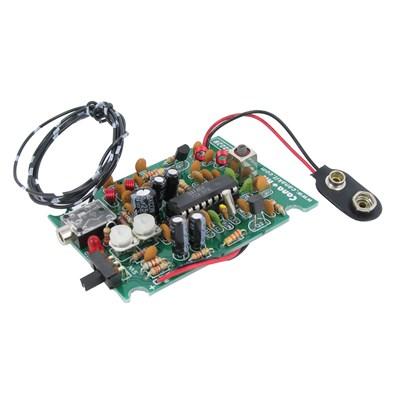 Hi-Fi Stereo FM Transmitter