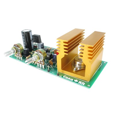 0 - 30V / 0 - 2.5A Regulated Power Supply