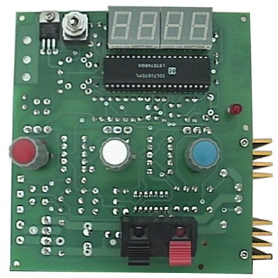 0 - 30V / 0 - 2A Regulated Power Supply with Built-In Digital Voltmeter / Ammeter
