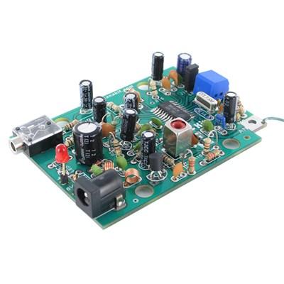 Hi-Fi PLL Stereo FM Transmitter