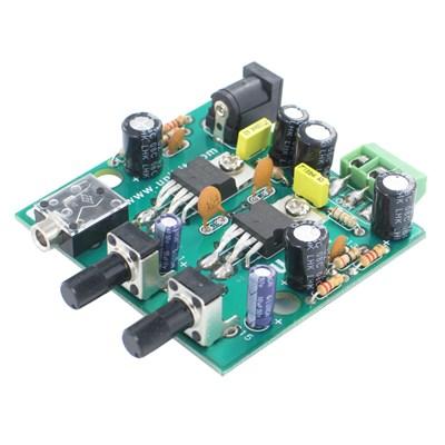 10W Stereo Audio Amplifier