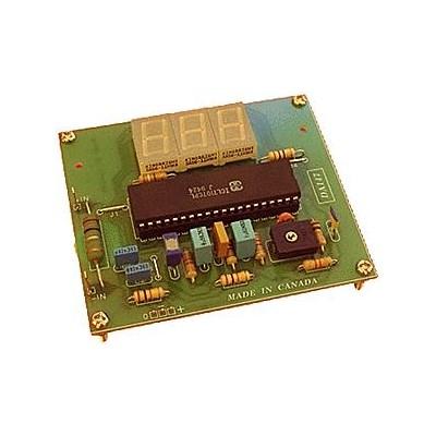 3-Digit LED Ammeter