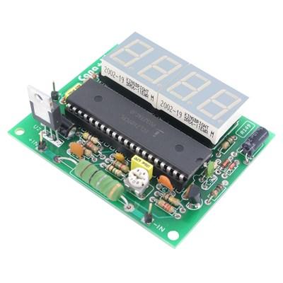 4-Digit LED Ammeter