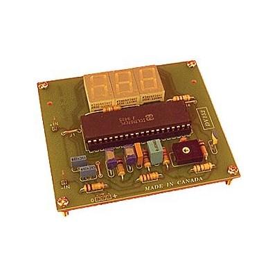 3-Digit LED Voltmeter