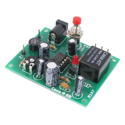 20 Minute Restart Timer with Relay