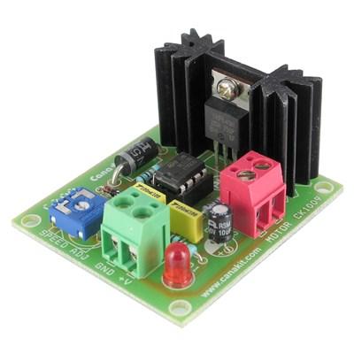 555 DC Motor Speed Controller