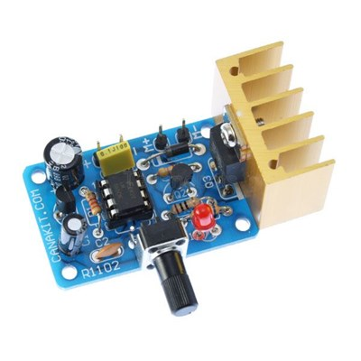 5A Motor Speed Controller (PWM)