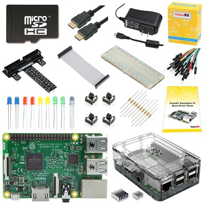 CanaKit NICERC Raspberry Pi Kit