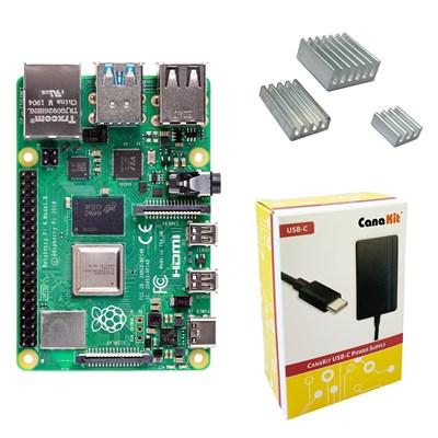 Raspberry Pi 4 Basic Kit