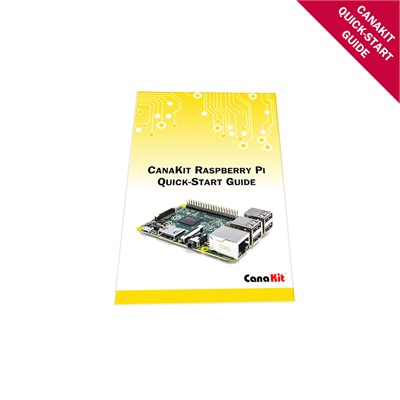 CanaKit Raspberry Pi 4 4GB Basic Kit 4GB RAM